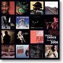 Jazziz Magazine January 2007 Music CD Critics Choice - The Best of 2006
