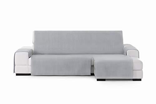 Eysa Levante Funda de sofá, Algodón, Gris, 240 CM, Derecha