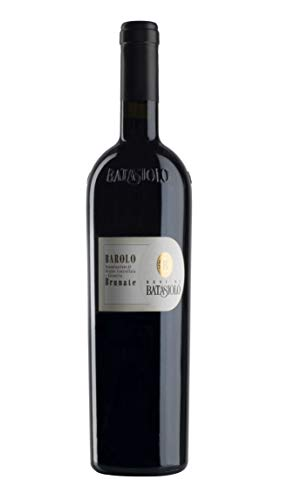 Batasiolo, BAROLO DOCG CEREQUIO 2014, Vino Rosso Fermo Secco dal Vigneto Cerequio in La Morra, Vino Fine e Signorile, Sapore Speziato e Tannico