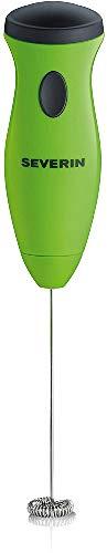 Severin EM 3592600 - Emulsionador de leche y batidos, color verde