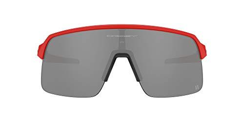 Oakley Gafas, Rojo, Einheitsgröße Unisex Adulto