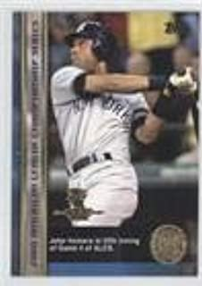 Derek Jeter (Baseball Card) 2000 Topps New York City Subway Series - [Base] #78