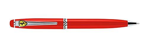 Ferrari 58950 Scuderia Monaco Kugelschreiber Rot