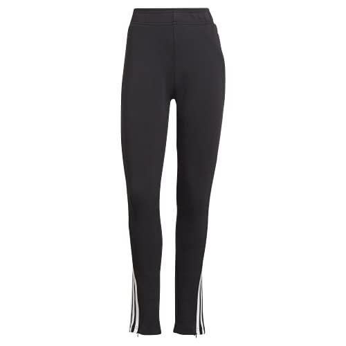 adidas W FI 3S Skin PT Pants, Black, XL Women's