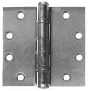 Stanley FBB179-4.5x4-P 4.5x4in Hinge-Full Mortise-Standard Weight-Ball Bearing-Steel Base-Primed for