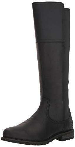 Ariat Women's Sutton H2O Western Boot, Black, 9 B US