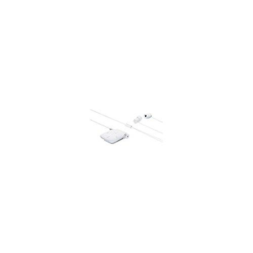 Nokia Bluetooth Headset BH-111 White, 02727X8 (White)