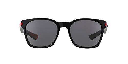 Oakley Sonnenbrille Garage Rock Gafas de sol, Negro, 54 para Hombre