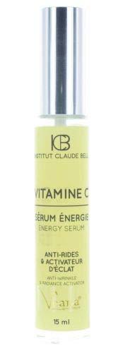 Vitamine C Énergie Sérum (15ml) Avec Tache Pigmentaire, Blanchiment de la Peau Et Troubles Pigmentation - Fabriqué En Europe