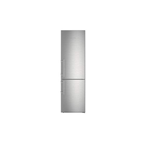 Frigorifero Combi Liebherr CBNef-4835-21 Classe A+++ 201 x 60 No Frost Acciaio Inox