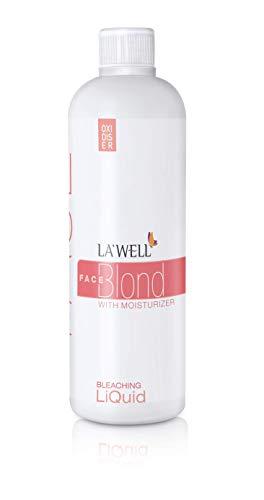 LA'WELL Face Blond Liquid- 400ml