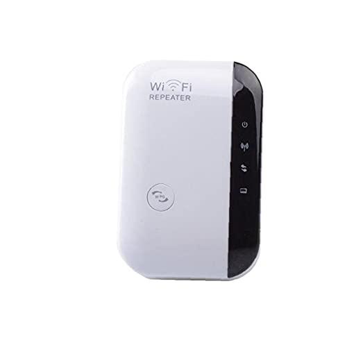 Tuimiyisou 300 M WiFi Repetidor para Head Pequeño Vapor Amplificador repetidor WiFi de Internet de señal Normativa Europea Enhancer
