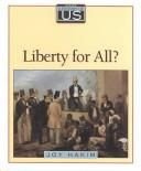 Hardcover Liberty for All? Book