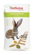 Mifuma Plus Kaninchenfutter 25 kg