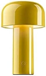 Flos Bellhop Lampe de table LED 2,5 W 2700 K rechargeable USB 24 heures - Jaune