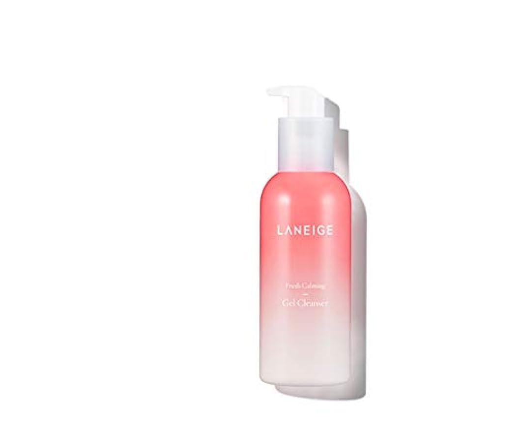 夏ラジカル高く[ラネージュ/Laneige]フレッシュカミングジェルクレンザー/Fresh Calming Gel Cleanser 230ml の水分本当にディープクレンザー(海外直送品)