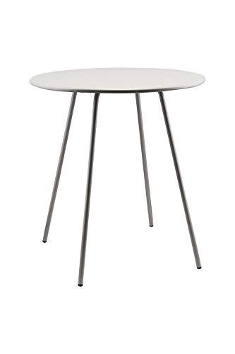 House Doctor Table Pi Serie, grau, 70 x 70 cm