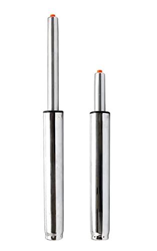 Pistón a Gas para Silla de Oficina 41.5-54cm Elevador de Gas Recto Varilla Neumática Accesorios De Reemplazo De Silla Repuesto de Calidad sillas giratoria soporta 120 kg ⭐