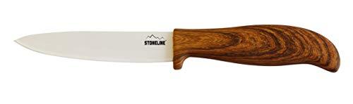 STONELINE® Back to Nature Keramik-Universalmesser 21 cm