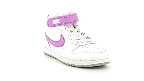 Nike Sneakers Bambino White/Fuxia Glow-lt Smoke CD7783 103