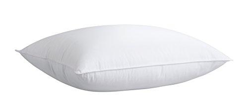 Allied Essentials Home Comfort Lofty Pillow, Standard, White