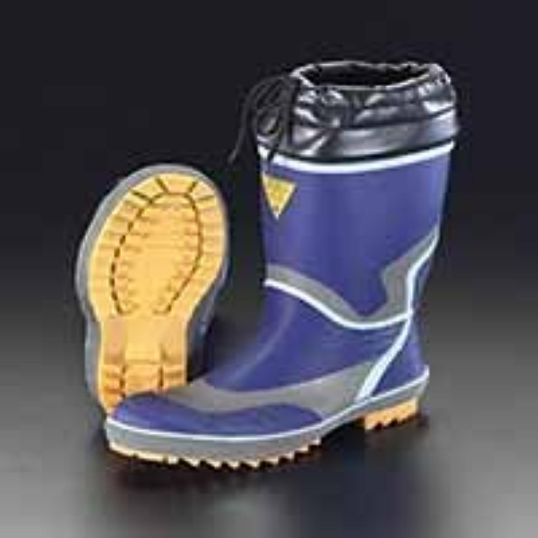 エスコ 26.0cm安全長靴(踏抜き防止) EA998RH-26