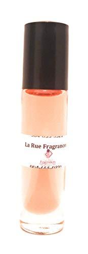 LaRueBodyOils Impression of PINK SUGAR (Roll On) for Women Premium Hypoallergenic Perfume Body Oil, Affordable Generic Version