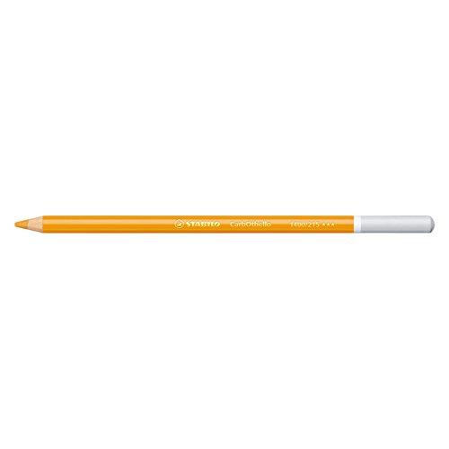 Stabilo CarbOthello - Bleistift, Gelb (Indian Yellow), 1 Stück