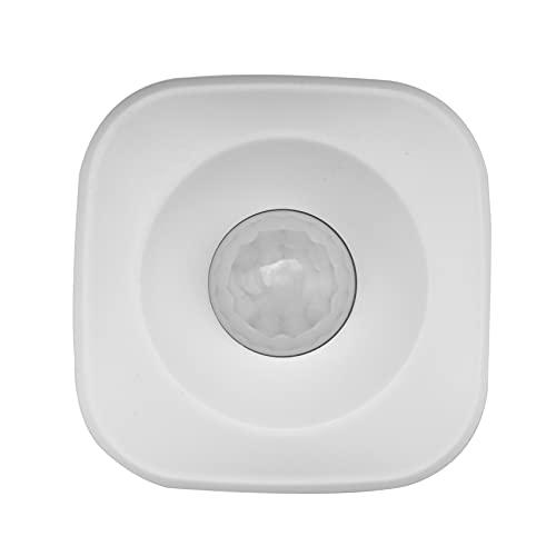 Deesen para Tuya Wifi Pir Sensor de Movimiento Detector de Infrarrojos Inalámbrico Sensor de Alarma Antirrobo de Seguridad Control de la App Life