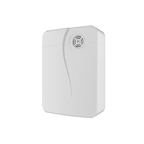 YWAWJ Aromaterapia Esencial difusor de Incienso máquina vestíbulo del Hotel Internet Cafe automático Momento Dispensador del Aerosol del hogar aromaterapia Aceite Esencial (Color : White)