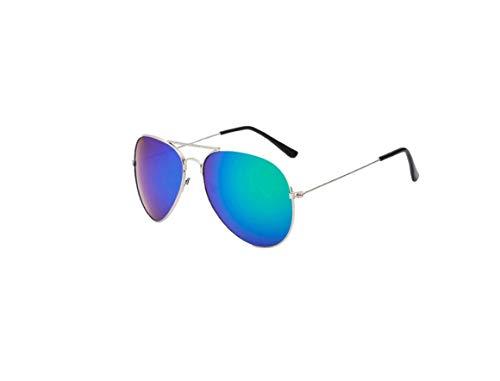 Logo Gafas de sol, gafas de aviador, gafas de sol, color azul
