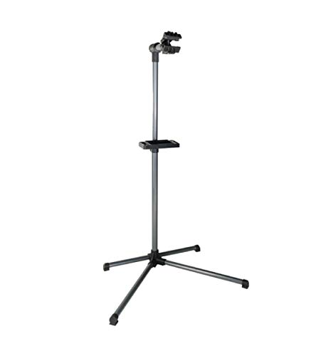 WOLFPACK LINEA PROFESIONAL 5411205 Soporte para Bici Caballete Taller, Unisex, Negro