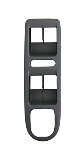 Prospective Ajuste para Golf 6 Switch Switch Frame Power Window Regulador Switch Bisel (Color : Rear Right)