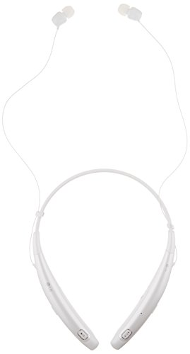 LG Tone Pro HBS-770 Wireless Stereo Headset - White
