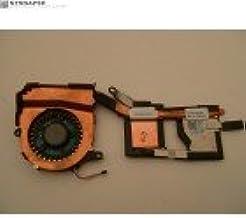 H5RVH - Dell Adamo 13 Cooling Fan and CPU Chipset Heatsink - H5RVH