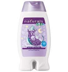 NATURALS KIDS Good Night Lavender Body Wash & Bubble Bath - 250ml
