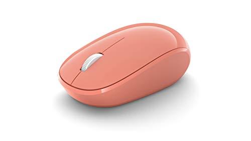 【2020年最新版】マイクロソフトBluetooth マウス(ピーチ) RJN-00044