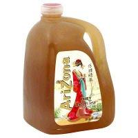 Arizona Iced Tea, Diet Green Tea, 128 oz