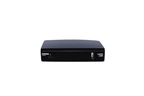 Telefunken TF-S9200R HD Receiver schwarz