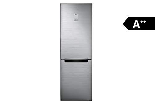 Samsung RL33J3415SS/EG Kühl-Gefrier-Kombination / A++ / 185 cm Höhe / 248 kWh / Jahr / 230 L Kühlteil / 98 L Gefrierteil / Getrennte Temperatureinstellung für Kühl- und Gefrierfach