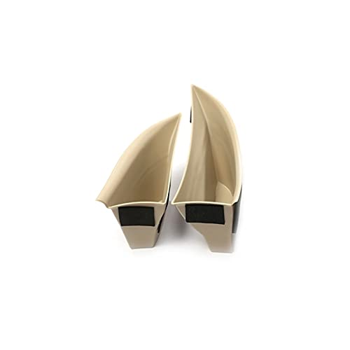 ZHOUBENXIANG FIT FOR MERCEDES BENZ S CLASE W222 S300 S320 S350 S400 2014 2015 2016 2017 Caja de almacenamiento de la manija de la puerta Caja de almacenamiento Cubierta de contenedor Tapa decorativa