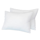 SensorPEDIC CoolMAX 400 Thread Count Cotton 2-pack Pillows