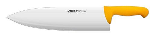 Arcos 297800 Metzgermesser, acier_inoxydable, gelb