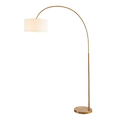 Lámpara de Mesa Lámpara de pie para la sala de estar de la sala de estar de la sala de estar de la sala de estar de pie, la luz del polo alto para el dormitorio, la oficina, la sala de estudio, Ilumin