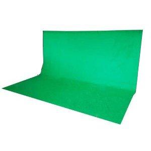 Chromakey Greenscreen Hintergrund Stoff 3x3m Baumwolle