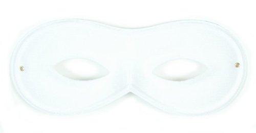 Loup blanc farfalle masque blanc [25101]