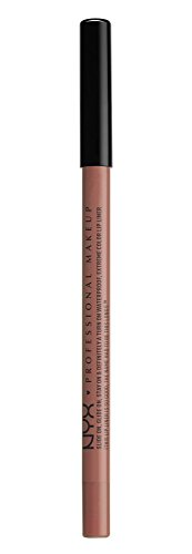 NYX PROFESSIONAL MAKEUP Slide On Lip Pencil, Nude Suede Shoes