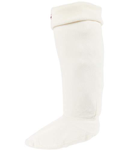 Hunter Boot Wellingtons Socks Large Hunter White