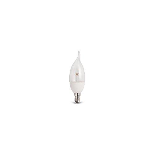 Hamlet XLD143W 3W E14 Blanco cálido - Lámpara LED (Blanco cálido, Blanco, CE, RoHS)