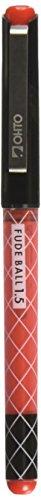 Uni Ball point Pen Uni-Ball Air, 0.5mm, Red (UBA20105.15)